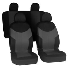 8pc Universal Car Seat Covers Protectors Washable Cushion 5 Sits Breathable Soft