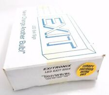 EXITRONIX 502/WB/BL LED Exit Sign - Prepaid Shipping