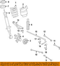 FORD OEM Rear Suspension-Shock Mount 7L1Z18A099D