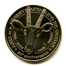 11 SIGEAN Oryx, 2009, Monnaie de Paris