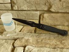 Walther couteau MDK microdefenseknife avec Nylon-armholster u. g10-poignée 440 Acier