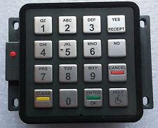 Gilbarco M08228B003 EPP keypad (white label) used / working