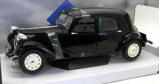 Solido Citroën Traction 11CV 1937 Échelle 1:18 Voiture Miniature - Noire (S1800903)