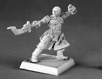 SAJAN MOINE ICONIC - PATHFINDER REAPER miniature jdr d&d monk warrior 60016