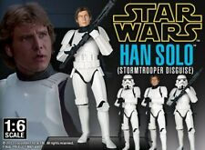 Star Wars Harrison Ford Han only Stormtrooper Armor Deluxe Statue Gentle Giant