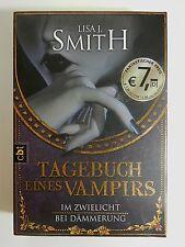 Lisa J Smith Tagebuch eines Vampirs Im Zwielicht Bei Dämmerung cbt Verlag