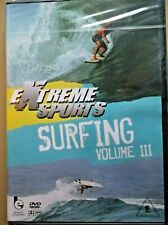 EXTREME SPORTS - SURFING VOLUME III - DVD - NEW/SEALED