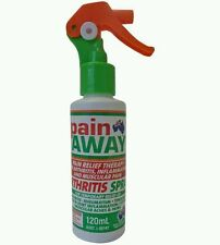 PAINAWAY (PAIN AWAY ) ARTHRITIS SPRAY  PAIN RELIEF 120ML - OzHealthExperts