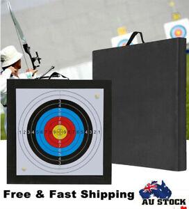 Archery Target High Density EVA Foam Target Practice Board  For Sport Hunting AU