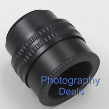 M42 to M42 25-55mm Adjustable Focusing Helicoid Adapter Macro Tube 25mm-55mm