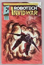 Robotech Invid War #12 (Apr 1993, Malibu)