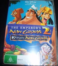 The Emperor's New Groove 2 Kronk's Disney (Australia Region 4) DVD NEW