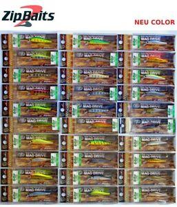 ZipBaits Rigge 56F Japan Wobbler, Bait, Fishing, Trout, Perch, 32 Colours