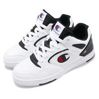 Champion BKB I White Black Red Blue Men Basketball Shoes Sneakers 91-1210101