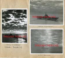 DVD WW2 PHOTO ALBUM HMS ILLUSTRIOUS FLEET AIR ARM PLANES BOMBING SABANG SUMATRA