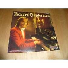 RICHARD CLAYDERMAN - COFFRET BOX 3 Lp's DELPHINE / IMPACT 1980
