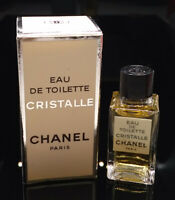 Mini Eau Toilette ✿ CHANEL CRISTALLE ✿ Perfume Parfum (4ml. = 0.13 fl.oz) PARIS