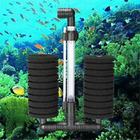 Air Driven Sponge Filter for Aquarium Fish Tank Bio-Sponge Filter Discus GO9Z