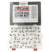 1999-2009 Yamaha YZF-R6 Hot Cams Valve Shim Kit 7.48mm 141 Shims