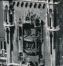 ALLEMAGNE c. 1958 - Carillon Jacquemart  Hôtel de Ville Munich - Div 10429
