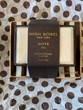 Henri Bendel Suite 712 Soap Bar & Dish *Nwt