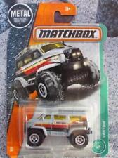 MATCHBOX 2017 #114/120 vantom gris MBX Explorateurs long carte