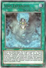 Void Expansion SECE-EN058 Yu-Gi-Oh Rare Card 1st Edition New