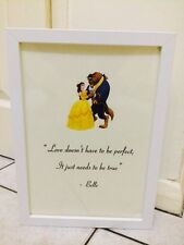 Beauty The Beast Art For Sale Ebay