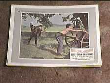 GUNFIGHT IN ABILENE 1967 LOBBY CARD #4 WESTERN