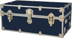 Rhino Storage Trunk Footlocker 30x17x13 . USA Made