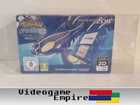 1x Schutzhülle PET für Nintendo 2DS Konsole / Hülle Console Box Protector 0,4mm