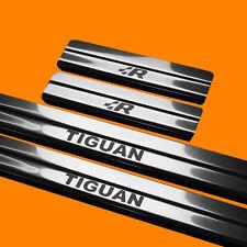 410406 BRILLANT 4 LES SEUILS DE PORTE CONVIENT POUR VW TIGUAN (TIGUAN R)