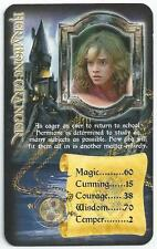 TOP TRUMPS - HARRY POTTER - CARD - HERMIONE GRANGER (AFVD)
