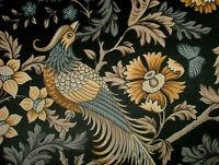 Azafrán Oakmere Terciopelo Tela Cortina Tapicería Cojín Liberty William Morris