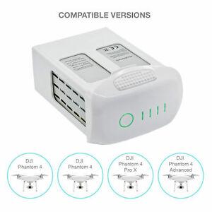 For DJI Phantom 4 Intelligent Flight Replacement Battery 5870mAh High Capacity