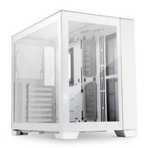 Lian Li O11 Dynamic mini Snow White Mini Tower Computer Case - O11D MINI-S (o11d