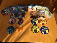 ❤️Shenmue 1 + 2❤️ - SEGA Dreamcast DC PAL CIB Beide Alles Komplett - Worldwide