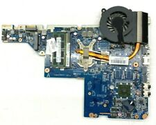 Used  HP G62-339WM Motherboard with cooling fan and heat sink.