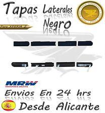 Tapas laterales USB SD SIM JACK para Sony Xperia Z L36h C6602 C6603 negro