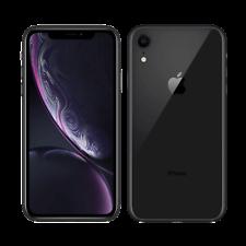 Apple iPhone XR 64 ГБ полностью разблокированный (Gsm + Cdma) AT&T T-Mobile Verizon черный