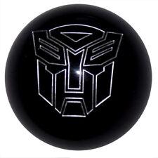 Black Transformer Autobot shift knob automatic M8x1.25 thread size U.S MADE