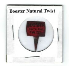 Booster Natural Twist Chewing Tobacco Tag