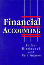 Financial Accounting: An Introduction, Simpson, Mary, Hindmarsh, Arthur, Excelle