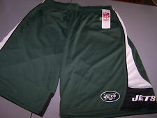 New York Jets Shorts  Mens Small  New with Tags FREE SHIPPING
