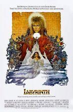 Labyrinth Movie Poster 11x17 Mini Poster (28cm x43cm)