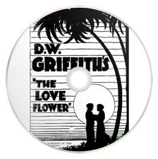 The Love Flower (1920) D.W. Griffith Drama Film / Movie on DVD