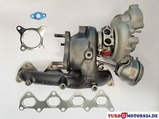 Turbolader Audi Seat Skoda VW 1.4 Tsi 90 kW CAXY 49373-01004 03C145702C