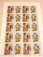 Tezuka Osamu Stamp Memorial of After the war 50 years  Astro Boy Atom Free Ship