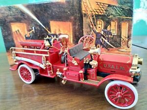 Matchbox Models of Yesteryear 1911 Mack Fire Engine