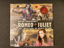 William Shakespeare's Romeo + Juliet Rare Black Vinyl Music From